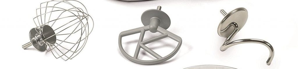 Utensilios robot de cocina