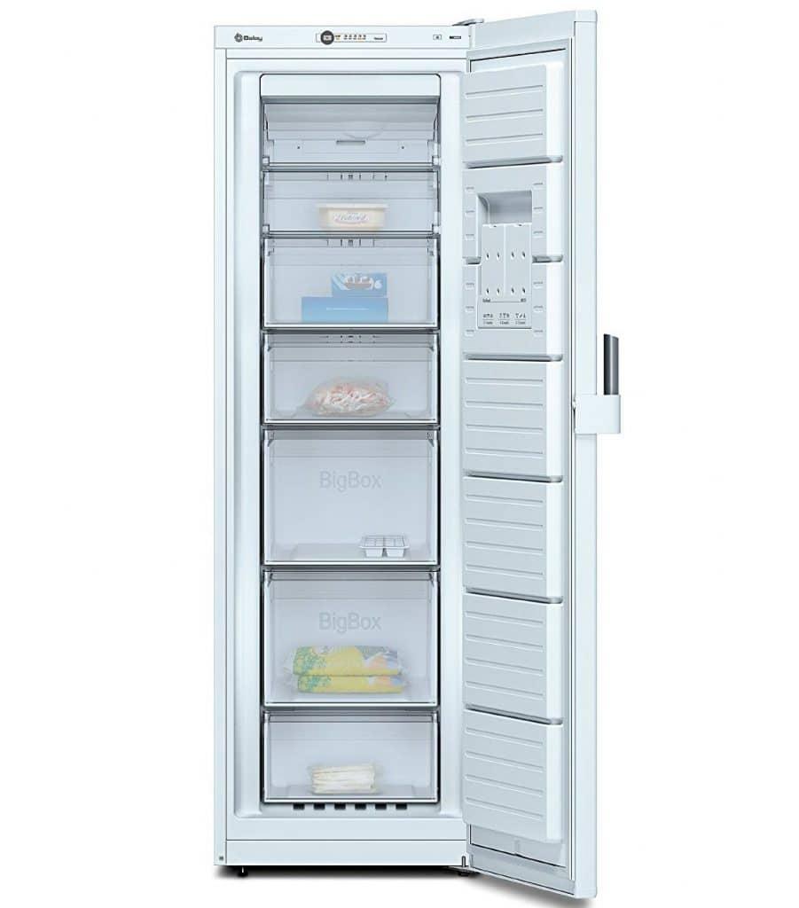 congelador vertical balay 3GF8601B no frost