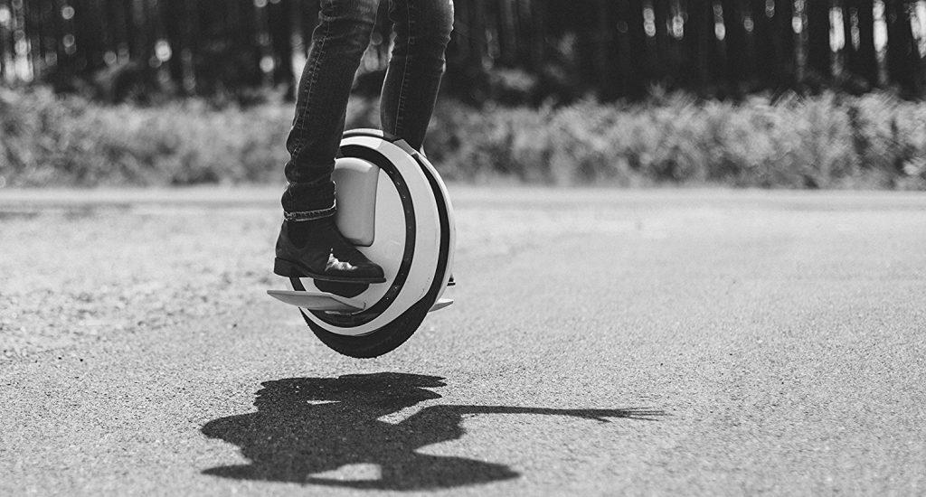 Mono rueda electrica con peso ligero ninebot