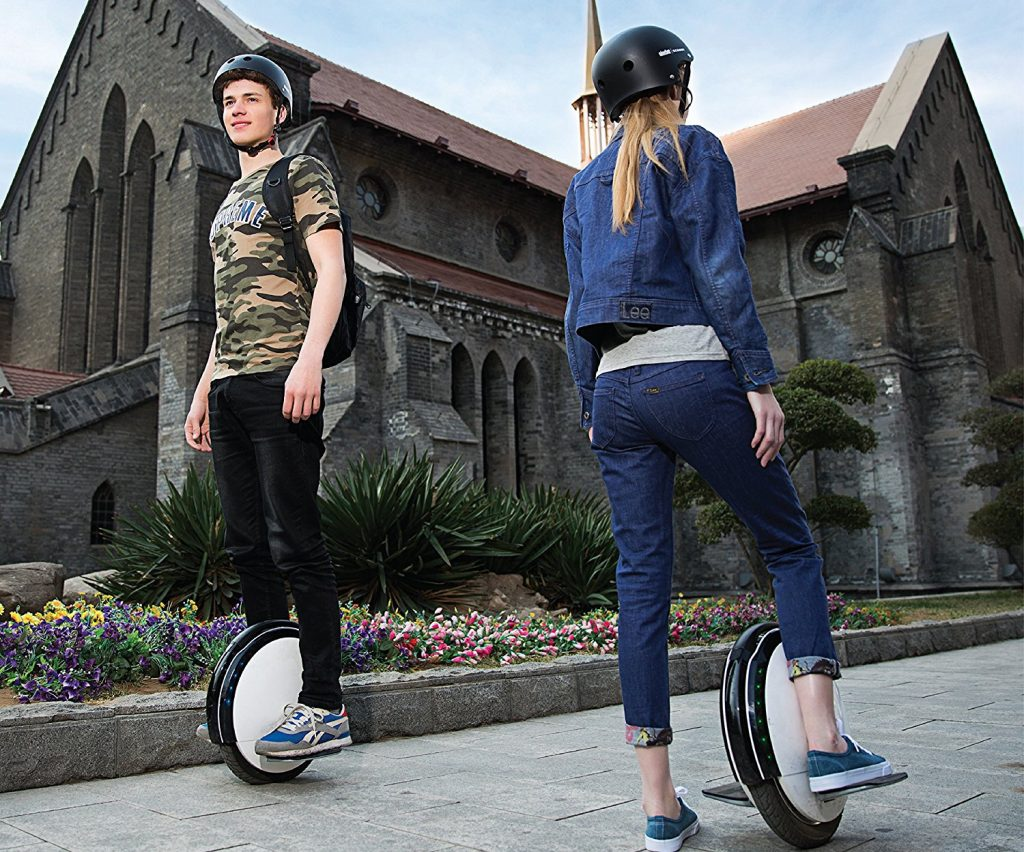Mono rueda electrica ninebot one s2